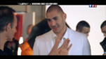 Benzema chez Les Enfoirs ! (11/03/2012)