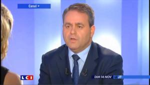 """Bertrand : """"Fillon-Sarkozy, un couple qui marche"""""""
