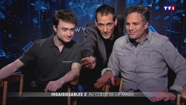 """""""Insaisissables 2"""", un casting magique"""