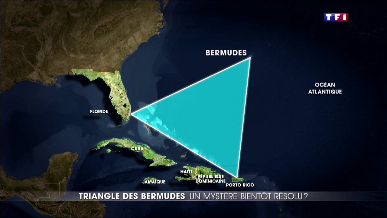 Triangle de les bermudes