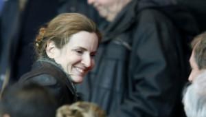 Pas très loin, c'est Nathalie Kosciusko-Morizet, candidate à la mairie de Paris en 2014, qui s'est découvert une passion pour le PSG mardi soir.