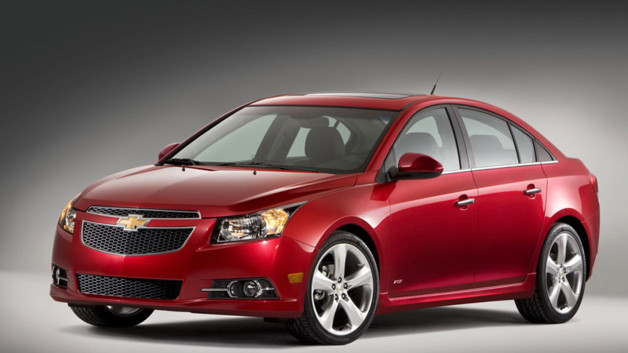 Photo 3 : Chevrolet Cruze : une version Eco à New-York