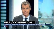 Corruption à la Fifa : Les États-Unis demandent l'extradition des sept responsables