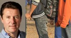 """Enfant de 8 ans au commissariat : """"Il est normal que notre pays se protège"""" estime Christian Estrosi"""