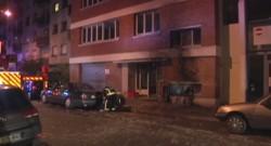 Incendie rue de la Vistule à Paris, 23/10/14
