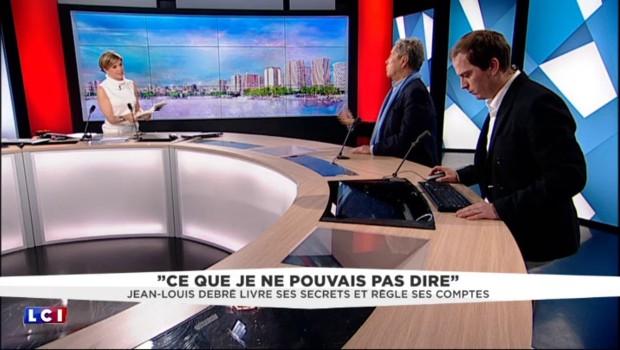 Jean-Louis Debré raconte sa relation avec Nicolas Sarkozy président