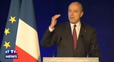 """Juppé devant Sarkozy : """"Je ne me laisse pas impressionner par les mouvements de foule"""""""