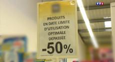 Le 13 heures du 2 mars 2015 : Le succès des produits proches de la date limite mais à prix cassé - 1010.8209698486329