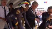 Le 20 heures du 4 juillet 2015 : Au Tour de France, la première équipe africaine - 1580