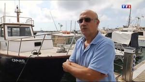 Le 20 heures du 4 octobre 2013 : Premiers arriv�sur les lieux du naufrage, les p�eurs de Lampedusa t�ignent - 311.89409034729005