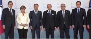 Minute de silence au G20