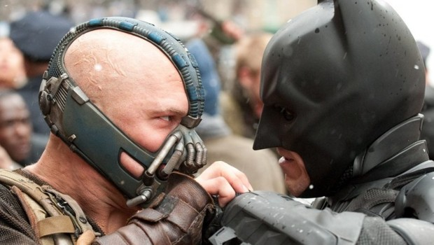 The Dark Knight Rises de Christopher Nolan