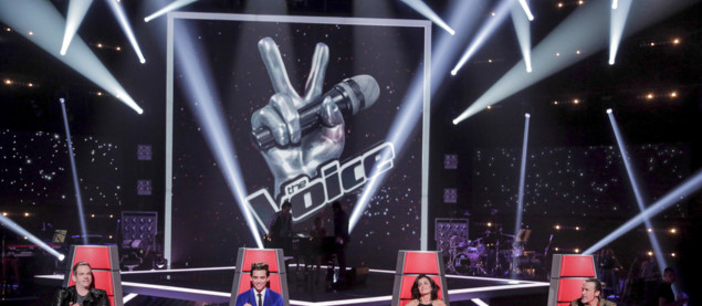The Voice 3 - Mika / Jenifer / Garou / Florent Pagny