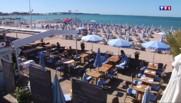 A Cannes, des plages privées menacées de fermeture