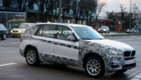 BMW X5 2013 Scoop 2013 Avant