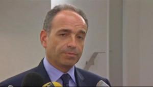 Jean-François Copé, le 27 novembre 2012.