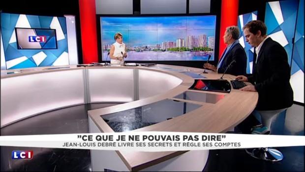 """Jean-Louis Debré : """"Je ne veux pas travestir la réalité que j'ai vécue"""""""