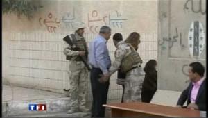 L'irak déterminée à voter malgré les attentats