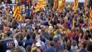 Le président catalan convoque un référendum sur l'indépendance
