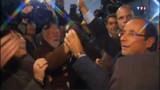 Enquête après des menaces de mort visant Hollande avant un meeting
