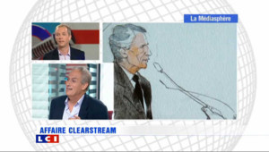 Clearstream : Villepin soigne ses apparitions