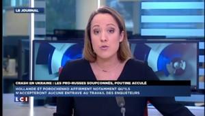 """Crash du MH17 : Hollande """"n'acceptera aucune entrave à l'enquête"""""""