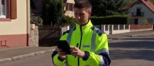 Des tablettes numériques pour un meilleur entretien des routes dans le Bas-Rhin
