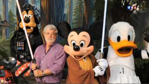 Disney s'offre LucasFilm et relance Star Wars