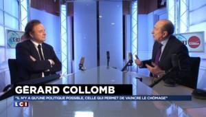"""Gérard Collomb : """"L'expérience de la Grèce va être intéressante"""""""