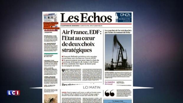 Hollande devancé au premier tour, le pape en Grèce : la revue de presse du 18 avril 2016