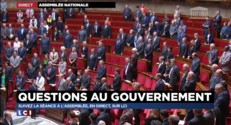 """Intempéries dans les Alpes-Maritimes : Valls rend """"un hommage sincère"""" aux victimes"""