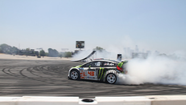 Ken Block 2012