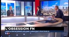"""""""Le Pen a raison de dire qu'il faut s'attaquer aux maux de la société"""", lance un député UMP"""