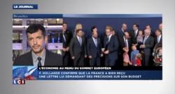 Budget 2015: Paris et Rome ont réagi dans des styles différents aux lettres de Bruxelles
