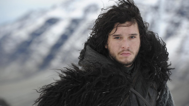 Kit Harington dans la série Game of Thrones
