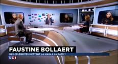 """""""Le Meilleur pâtissier"""" : Faustine Bollaert justifie la présence d'Aymeric Caron"""