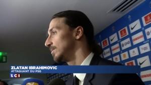 "Zlatan Ibrahimovic : ""Je fais juste mon travail"""