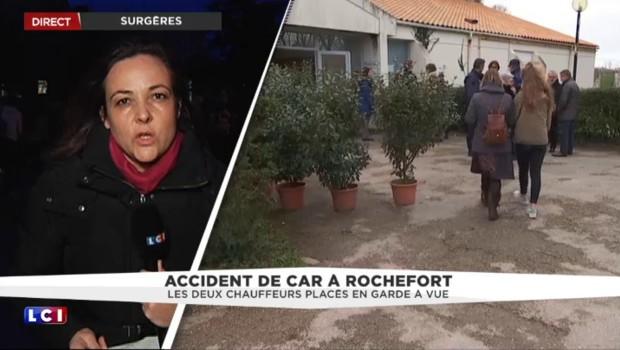 Accident de car à Rochefort : les cours reprennent normalement dans le lycée touché par le drame