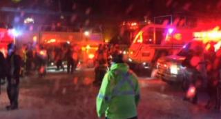Au Canada, un Airbus A320 sort de piste et fait 25 blessés