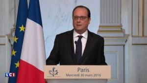 Déchéance de nationalité : François Hollande abandonne tout projet de réforme constitutionnelle