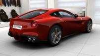 Ferrari F12 Berlinetta : le supercar au cheval cabré