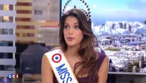 Iris Mittenaere Miss France 2016 LCI