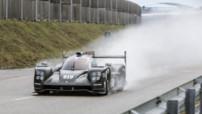 La Porsche 919 Hybrid 2e génération qui participera au championnat d'Endurance 2015.