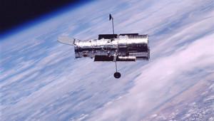 Le téléscope Hubble en mars 2002