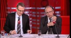"""Moscovici : """"Mon job c'est d'éviter"""" que la Grèce sorte de la zone euro"""