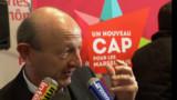 Municipales : Bennahmias n'est plus vice-président du MoDem, alliance avec le PS à Marseille