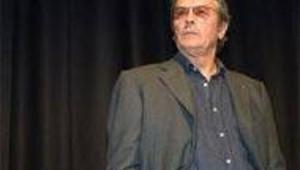 Alain Delon à Marseille en janvier 2002