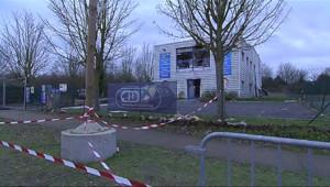 Le 13 heures du 12 janvier 2015 : A Dammartin-en-Goële, les activités reprennent leur cours après la prise d%u2019otage - 373.294