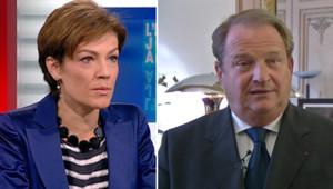 Montage photo : Chantal Jouanno (gauche) - Pierre Charon (droite)