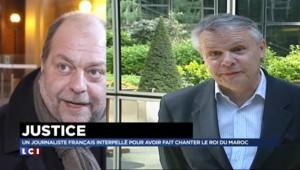 Plainte contre deux journalistes français : l'avocat du roi du Maroc s'explique